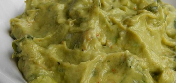 Σαλάτα αβοκάντο