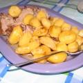 gourounopoulo me patates