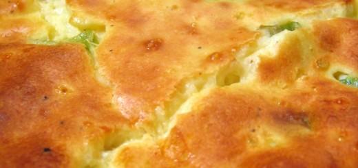 Πατάτες ωγραντέν με αγκινάρες
