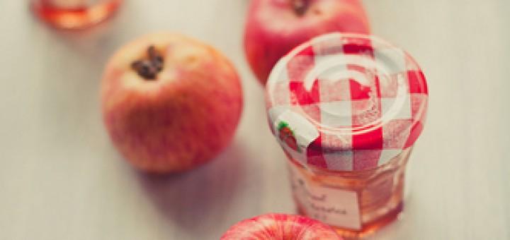Μαρμελάδα μήλο