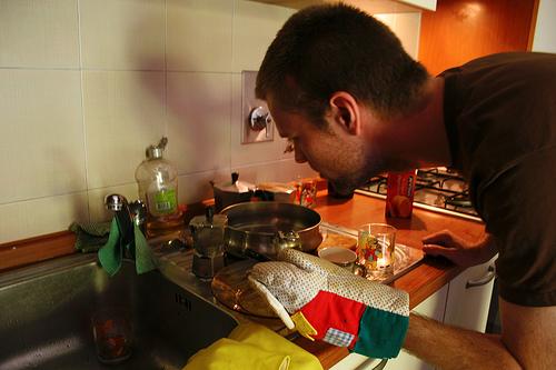 μυρωδιές της κουζίνας
