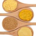 Μουστάρδα - σκόνη και σπόροι