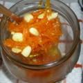 Γλυκό καρότο με αμύγδαλο