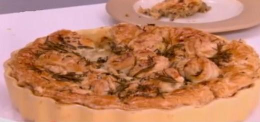 Πίτα με γαλοπούλα από τον Άκη Πετρετζίκη
