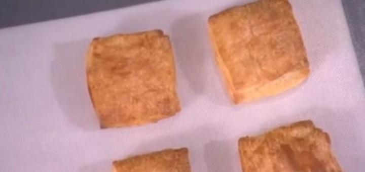 Ελληνικά κρουασάν με φέτα