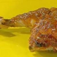 Κοτόπουλο με σάλτσα κέτσαπ