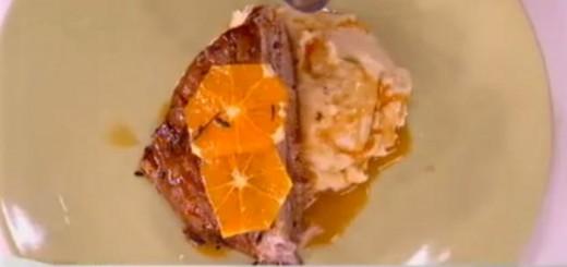 Πανσέτα με σάλτα πορτοκάλι