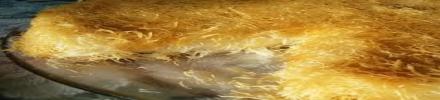 Κανταΐφι με 4 τυριά