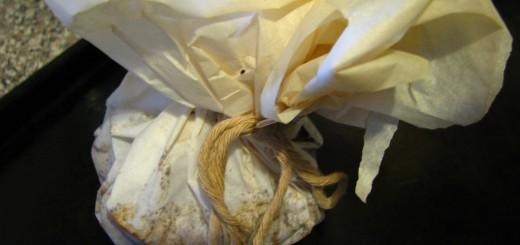 Lamb in Parchment Paper
