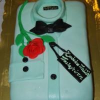 Μια τούρτα όνειρο! Σοκολάτα – Βανίλια