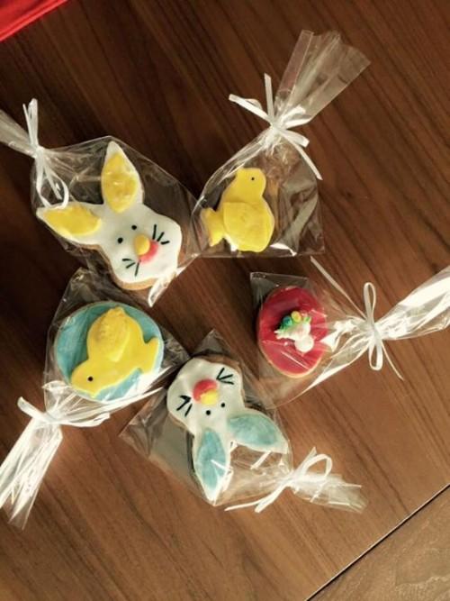 Μπισκότα για το Πάσχα